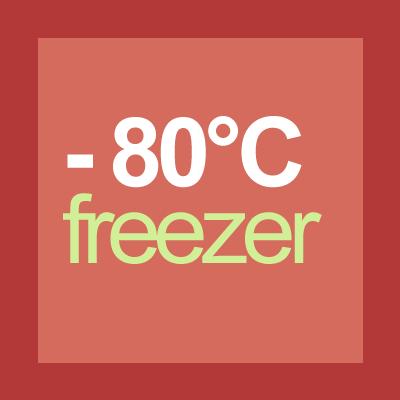 -80°C Ultra-Low Lab Freezers