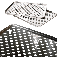 50127770 Thermo Shelf Perforated Stainless Steel