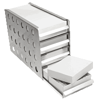 RSK600SD5 Thermo Shelf Kit Racking