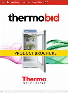 Thermo Scientific Precision Plant Growth Incubators Product Brochure