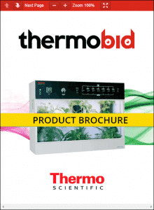Thermo Scientific Plant Growth Incubators Product Brochure