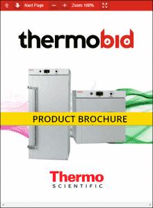Thermo Scientific Peltier Cooled Incubators Product Brochure
