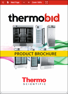 Thermo Scientific General-Purpose GP Series Lab Refrigerators Product Brochure