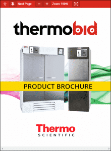 Thermo Scientific General Purpose Series Lab Freezers Product Brochure