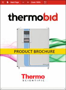 Thermo Scientific Heracell 150i Copper Chamber CO2 Incubators Product Brochure