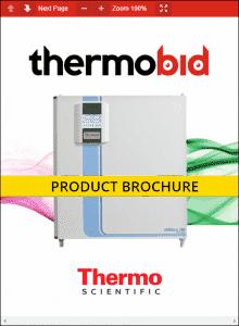 Thermo Scientific Heracell 240i Copper Chamber CO2 Incubators Product Brochure