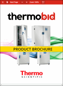 Thermo Scientific Heratherm General Protocol Ovens Product Brochure