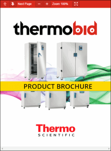 Thermo Scientific Heratherm Advanced Protocol Ovens Product Brochure