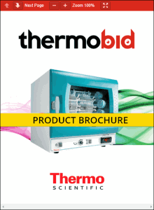 Thermo Scientific Shake n Stack Hybridization Ovens Product Brochure