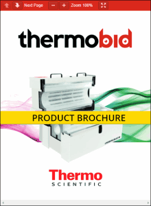 Thermo Scientific Lindberg/Blue M 1200°C Split-Hinge Tube Furnace Product Brochure