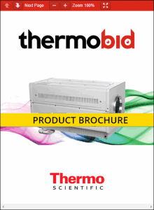 Thermo Scientific Lindberg/Blue M 1700°C Tube Furnace Product Brochure