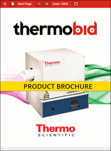 Thermo Scientific Lindberg/Blue M 1500°C General-Purpose Tube Furnace Product Brochure