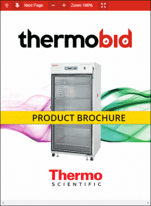Thermo Scientific Forma 3960 Series Environmental Chambers Product Brochure