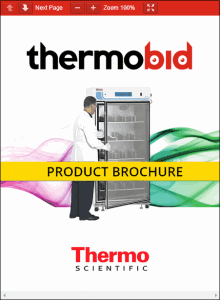 Thermo Scientific Large-Capacity Reach-In CO2 Incubators Product Brochure