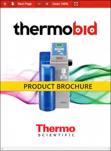 Thermo Scientific Barnstead Smart2Pure Water Purification Systems Product Brochure