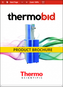 Thermo Scientific Barnstead LabTower EDI Water Purification Systems Product Brochure