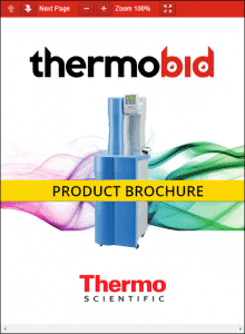 Thermo Scientific Barnstead LabTower RO Water Purification Systems Product Brochure