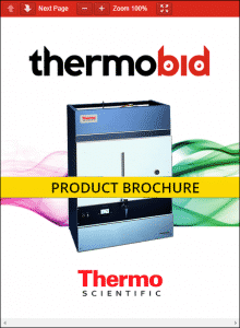 Thermo Scientific Barnstead Cabinetized Stills Product Brochure