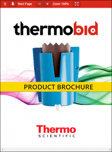 Thermo Scientific Barnstead Hose Nipple Cartridge Holder Product Brochure