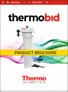 Thermo Scientific Harvey DI+ Cartridge Systems Product Brochure