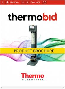 Thermo Scientific Bantam Deionizers Product Brochure