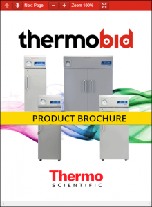 Thermo TSX Series High-Performance Plasma Freezers Product Brochure